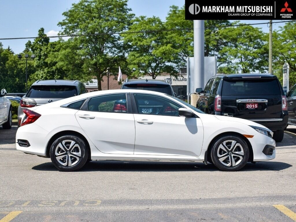 2016 Honda Civic Sedan LX CVT in Markham, Ontario - 3 - w1024h768px