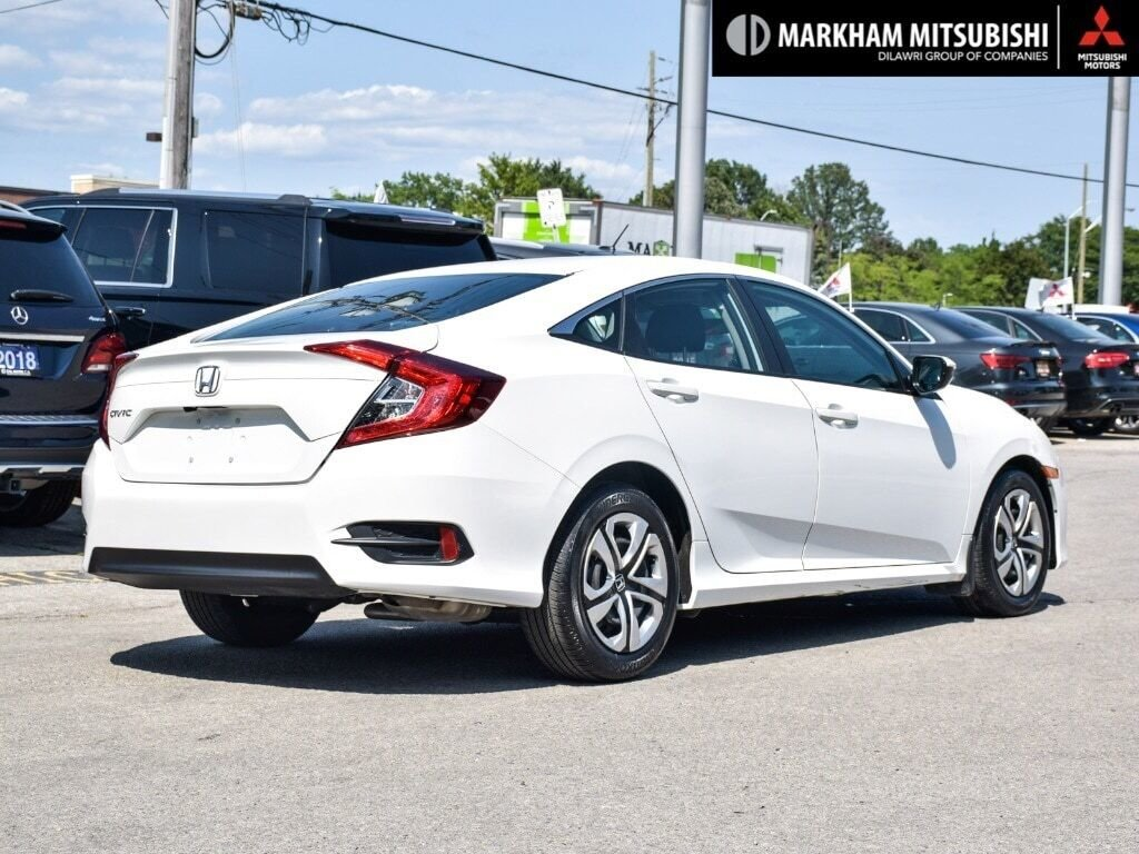 2016 Honda Civic Sedan LX CVT in Markham, Ontario - 4 - w1024h768px