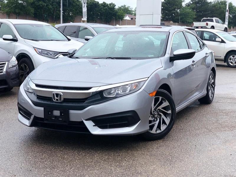 2016 Honda Civic Sedan EX CVT in Mississauga, Ontario - 1 - w1024h768px