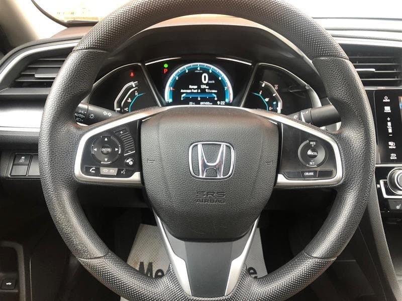 2016 Honda Civic Sedan EX CVT in Mississauga, Ontario - 20 - w1024h768px