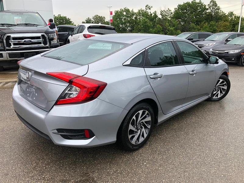 2016 Honda Civic Sedan EX CVT in Mississauga, Ontario - 4 - w1024h768px