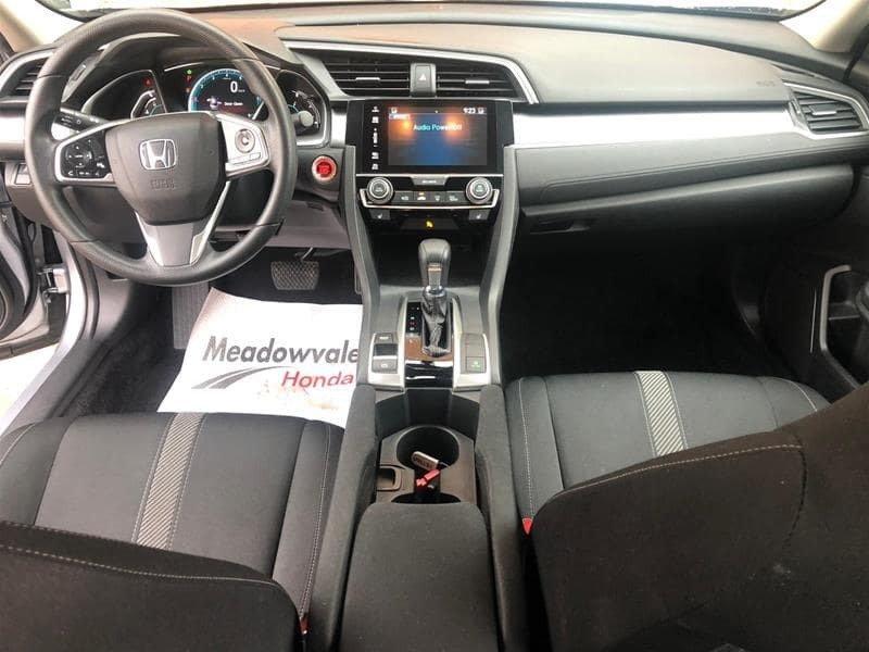 2016 Honda Civic Sedan EX CVT in Mississauga, Ontario - 19 - w1024h768px