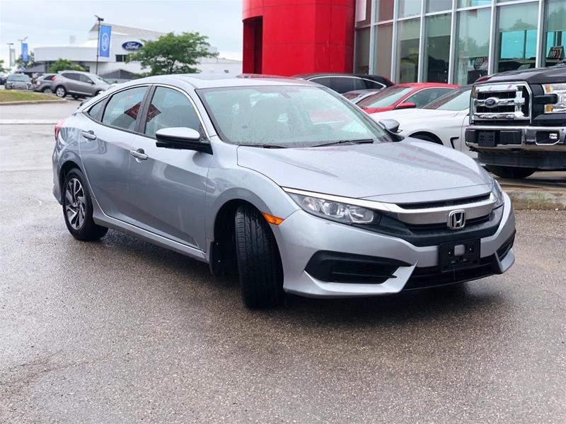 2016 Honda Civic Sedan EX CVT in Mississauga, Ontario - 3 - w1024h768px