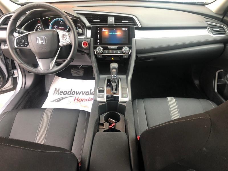 2016 Honda Civic Sedan EX CVT in Mississauga, Ontario - 7 - w1024h768px