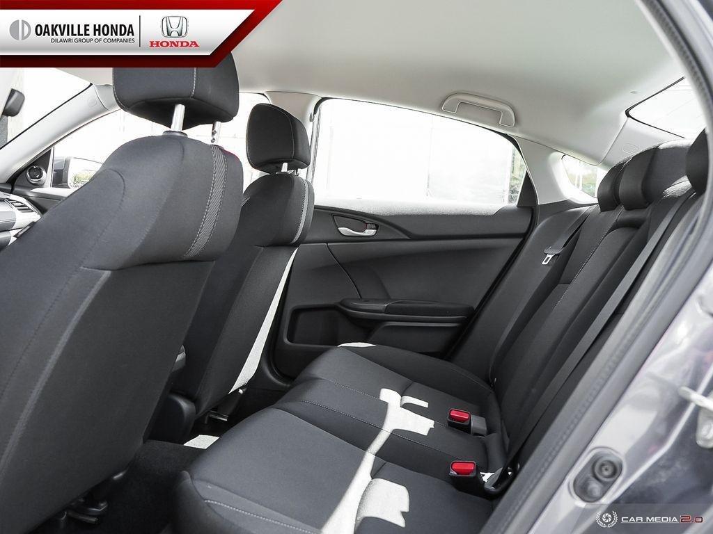 2016 Honda Civic Sedan LX CVT in Oakville, Ontario - 23 - w1024h768px