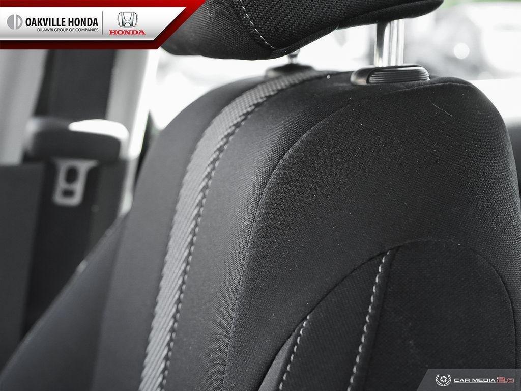 2016 Honda Civic Sedan LX CVT in Oakville, Ontario - 22 - w1024h768px