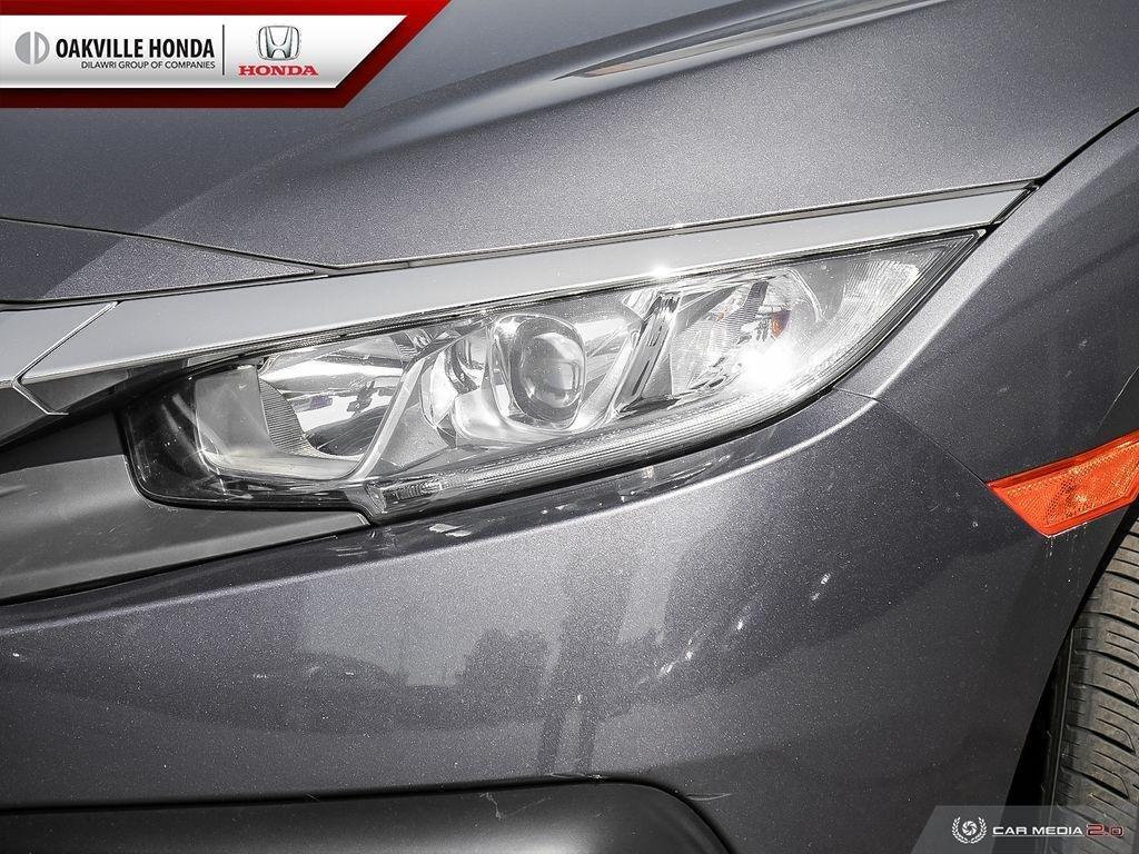 2016 Honda Civic Sedan LX CVT in Oakville, Ontario - 10 - w1024h768px