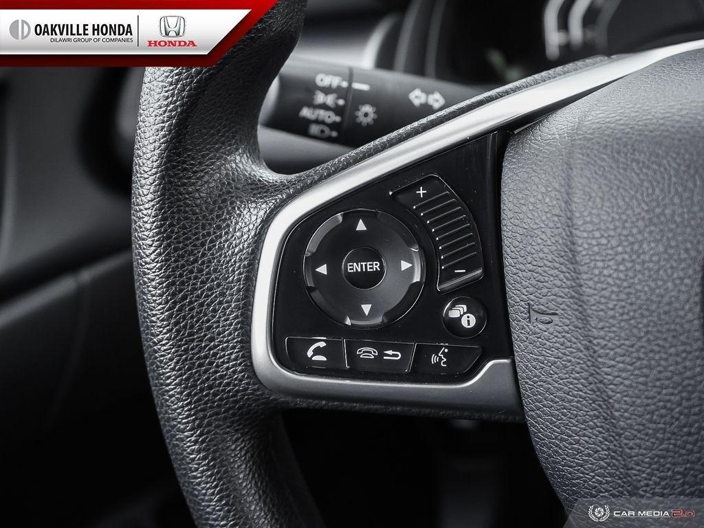 2016 Honda Civic Sedan LX CVT in Oakville, Ontario - 17 - w1024h768px