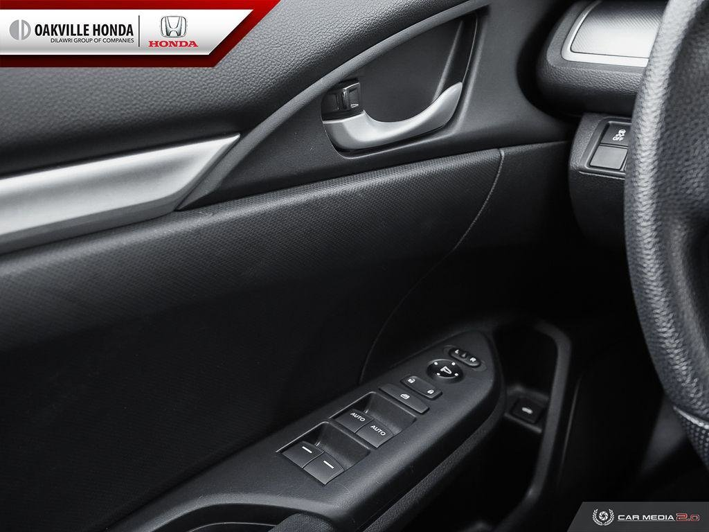 2016 Honda Civic Sedan LX CVT in Oakville, Ontario - 27 - w1024h768px