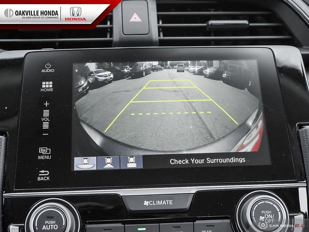 2016 Honda Civic Sedan LX CVT in Oakville, Ontario - 25 - w1024h768px