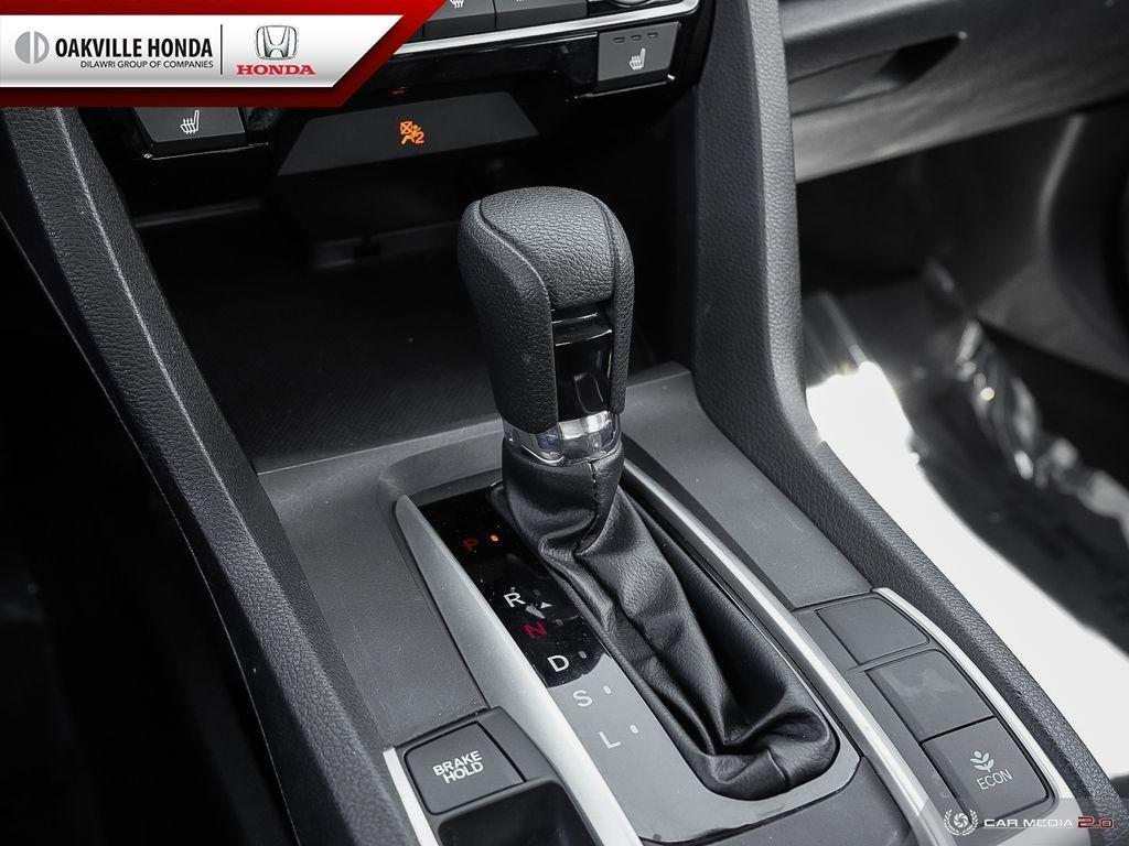 2016 Honda Civic Sedan LX CVT in Oakville, Ontario - 18 - w1024h768px