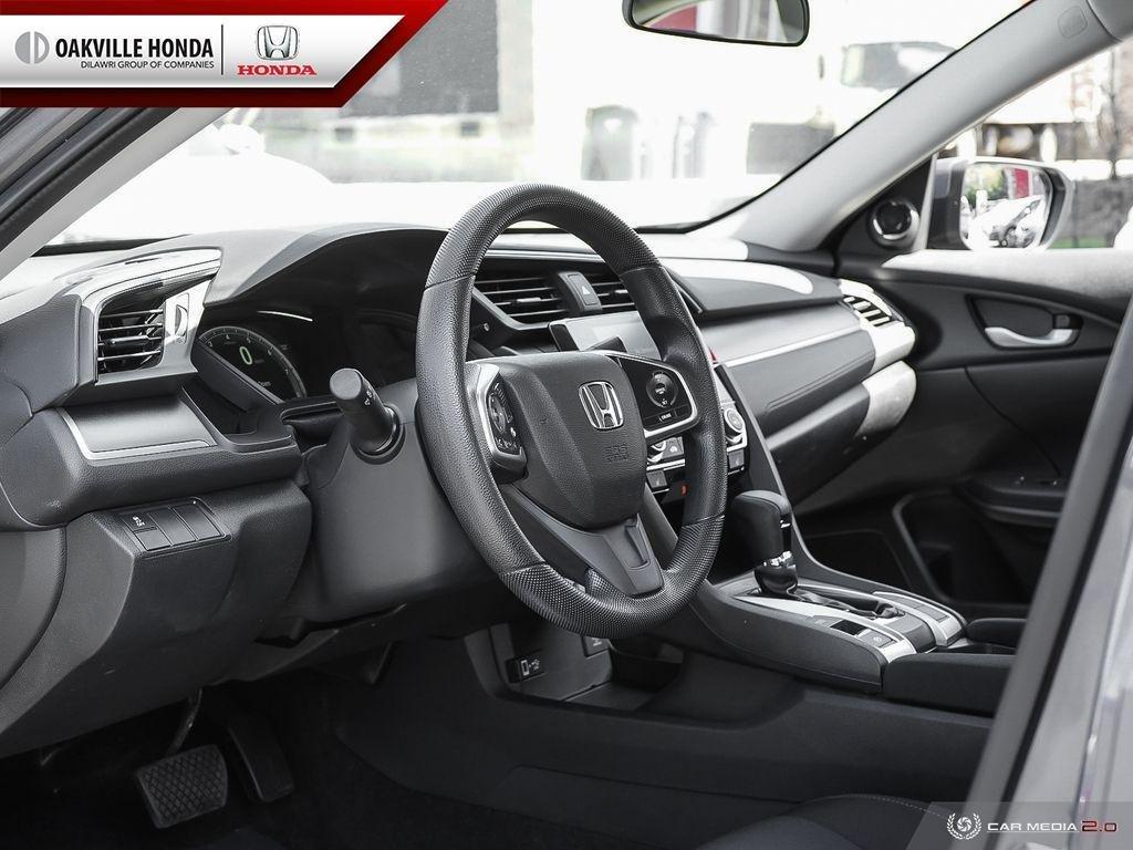 2016 Honda Civic Sedan LX CVT in Oakville, Ontario - 13 - w1024h768px