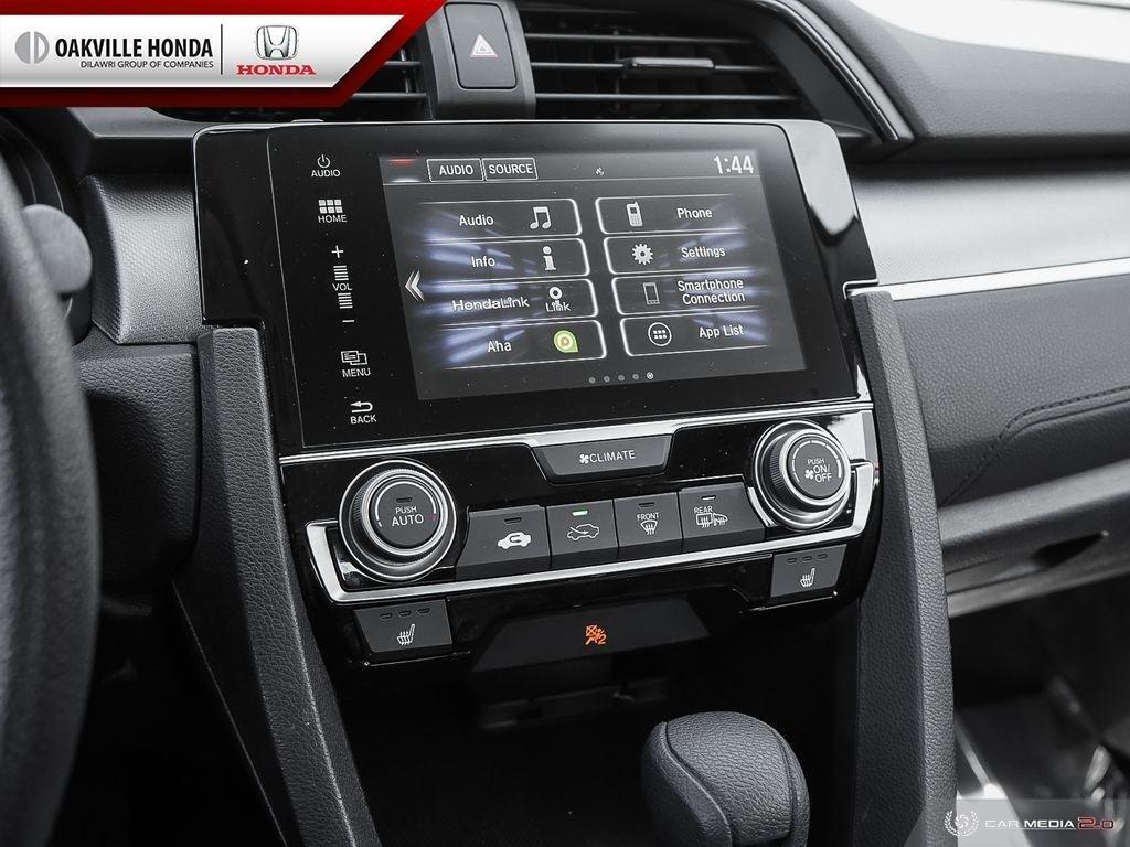 2016 Honda Civic Sedan LX CVT in Oakville, Ontario - 19 - w1024h768px