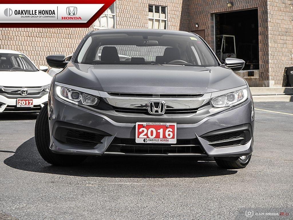 2016 Honda Civic Sedan LX CVT in Oakville, Ontario - 2 - w1024h768px