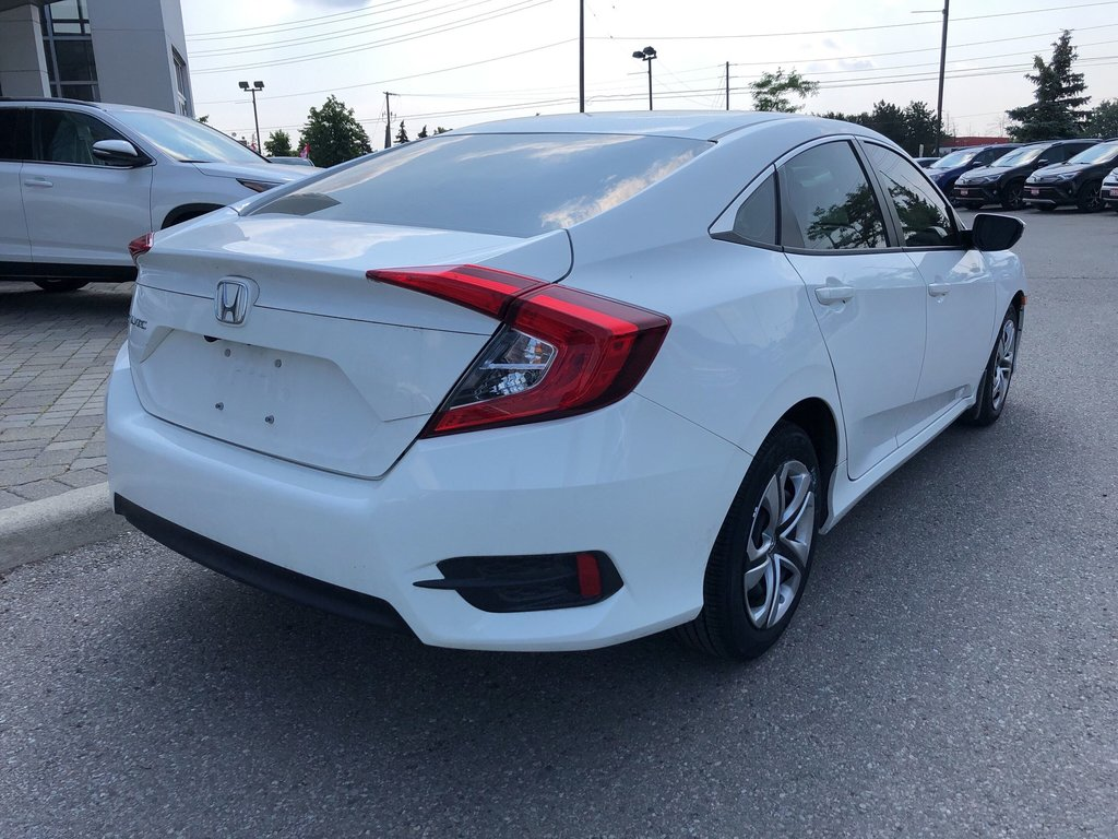 2017 Honda Civic Sedan LX CVT in Bolton, Ontario - 6 - w1024h768px