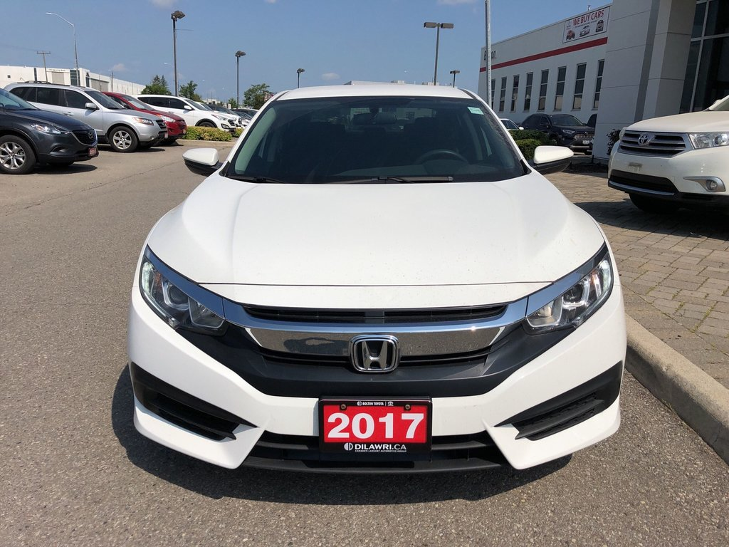 2017 Honda Civic Sedan LX CVT in Bolton, Ontario - 3 - w1024h768px
