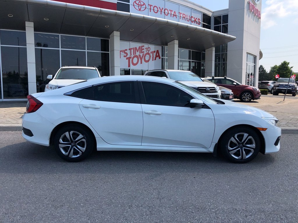 2017 Honda Civic Sedan LX CVT in Bolton, Ontario - 5 - w1024h768px