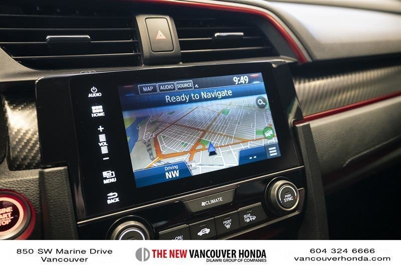 2017 Honda Civic Hatchback Type R 6MT in Vancouver, British Columbia - 42 - w1024h768px