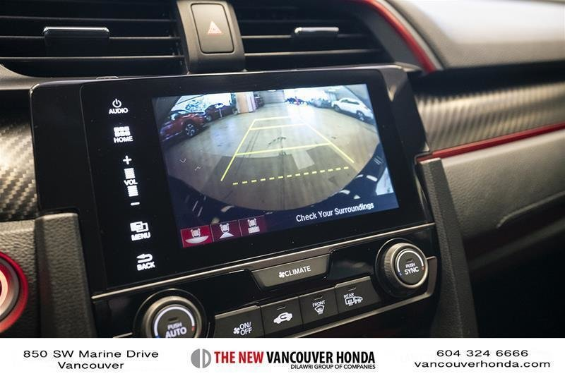 2017 Honda Civic Hatchback Type R 6MT in Vancouver, British Columbia - 43 - w1024h768px