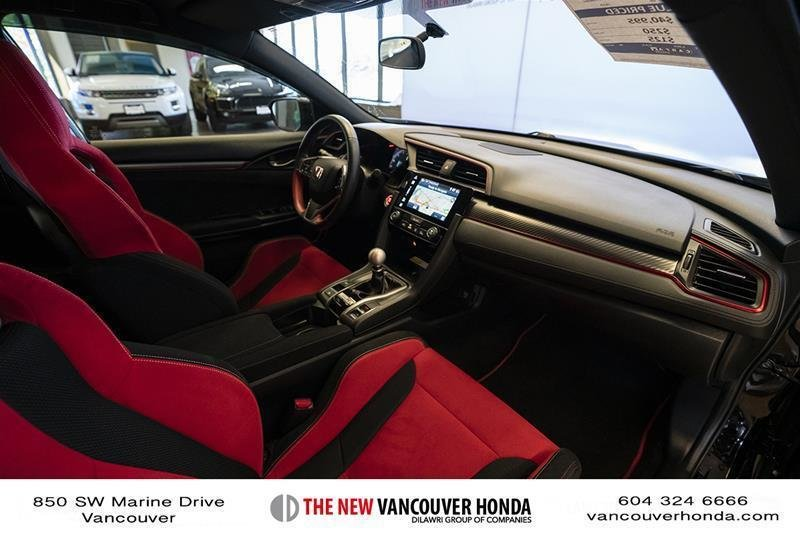 2017 Honda Civic Hatchback Type R 6MT in Vancouver, British Columbia - 38 - w1024h768px