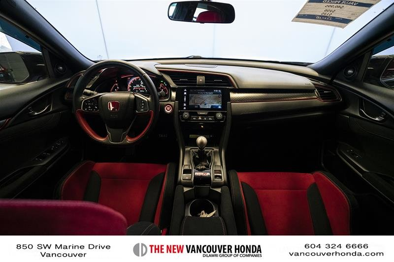 2017 Honda Civic Hatchback Type R 6MT in Vancouver, British Columbia - 14 - w1024h768px