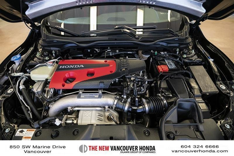 2017 Honda Civic Hatchback Type R 6MT in Vancouver, British Columbia - 40 - w1024h768px