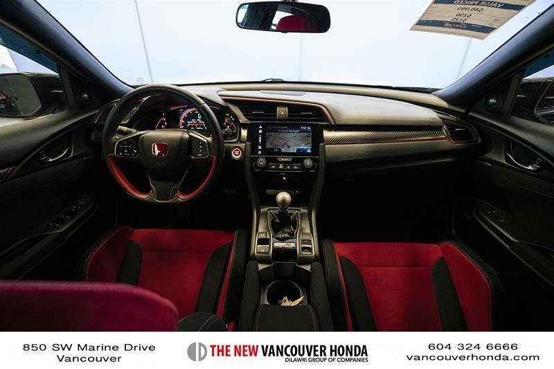 2017 Honda Civic Hatchback Type R 6MT in Vancouver, British Columbia - 36 - w1024h768px