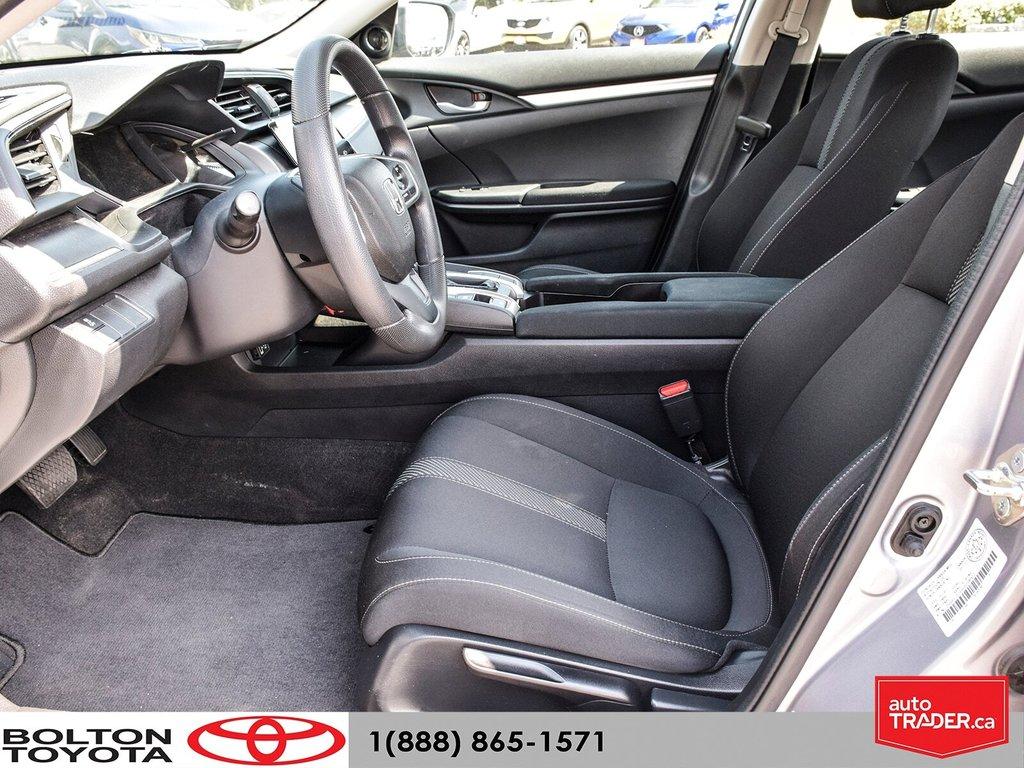 2017 Honda Civic Sedan LX CVT in Bolton, Ontario - 9 - w1024h768px