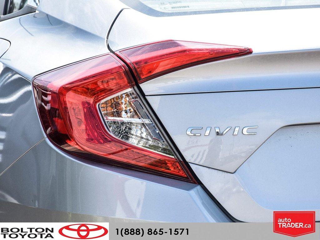 2017 Honda Civic Sedan LX CVT in Bolton, Ontario - 6 - w1024h768px