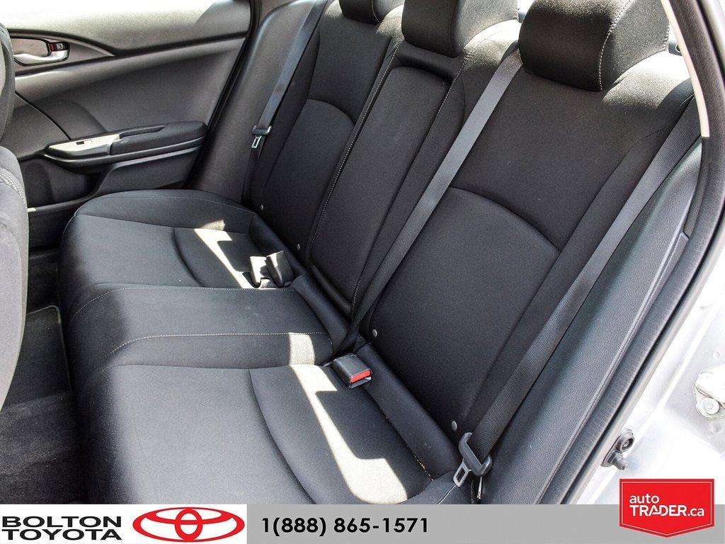 2017 Honda Civic Sedan LX CVT in Bolton, Ontario - 19 - w1024h768px