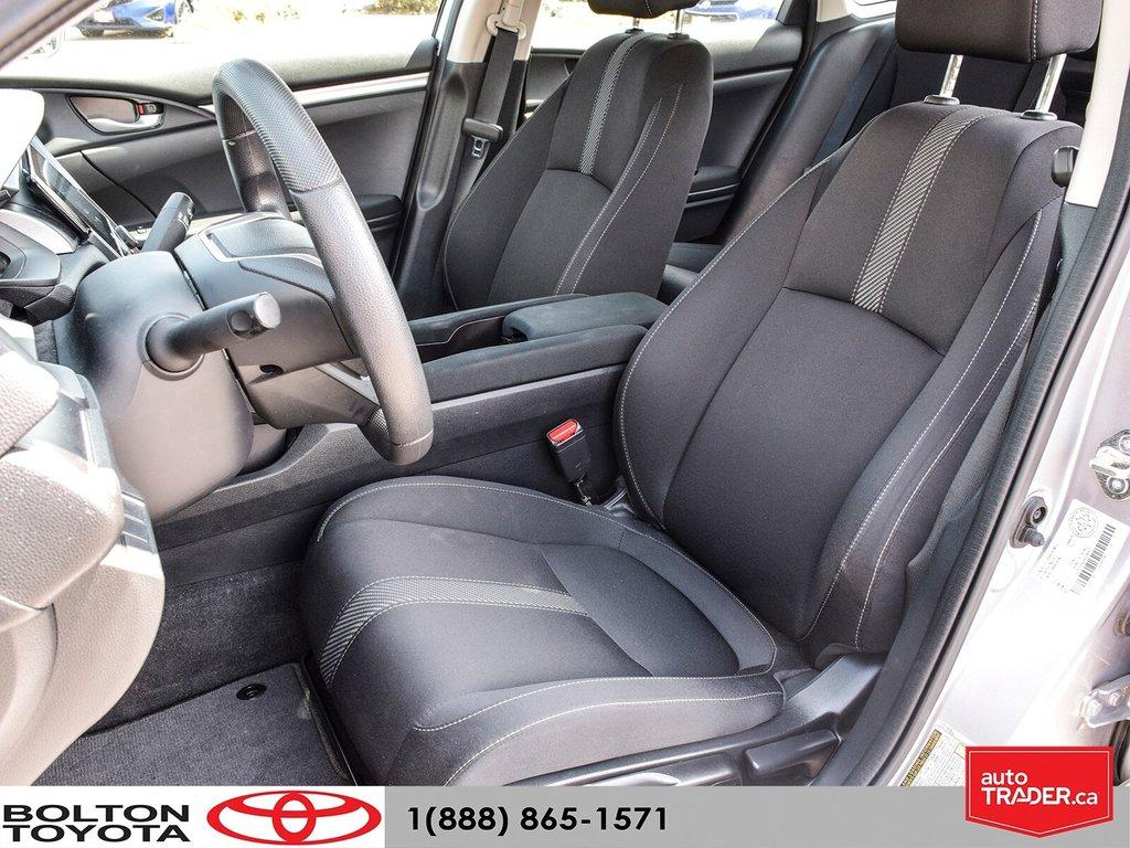 2017 Honda Civic Sedan LX CVT in Bolton, Ontario - 10 - w1024h768px