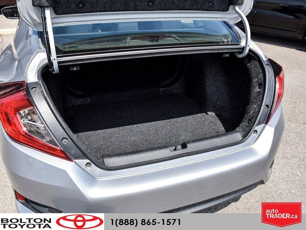 2017 Honda Civic Sedan LX CVT in Bolton, Ontario - 22 - w1024h768px