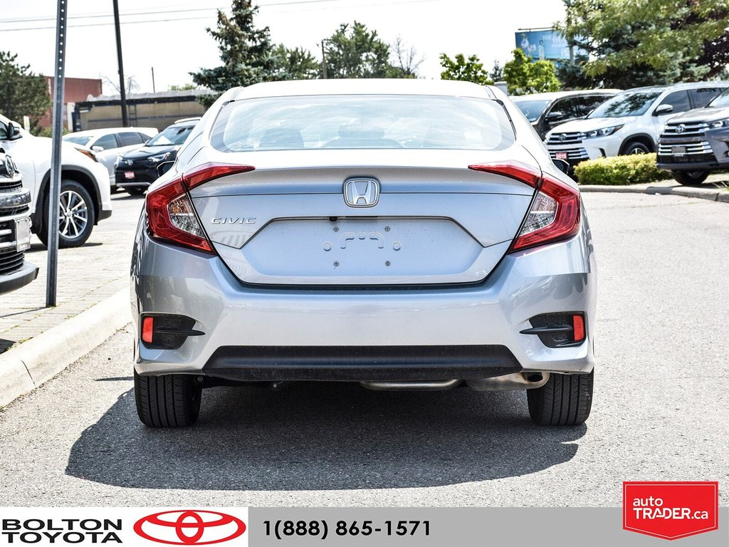 2017 Honda Civic Sedan LX CVT in Bolton, Ontario - 5 - w1024h768px