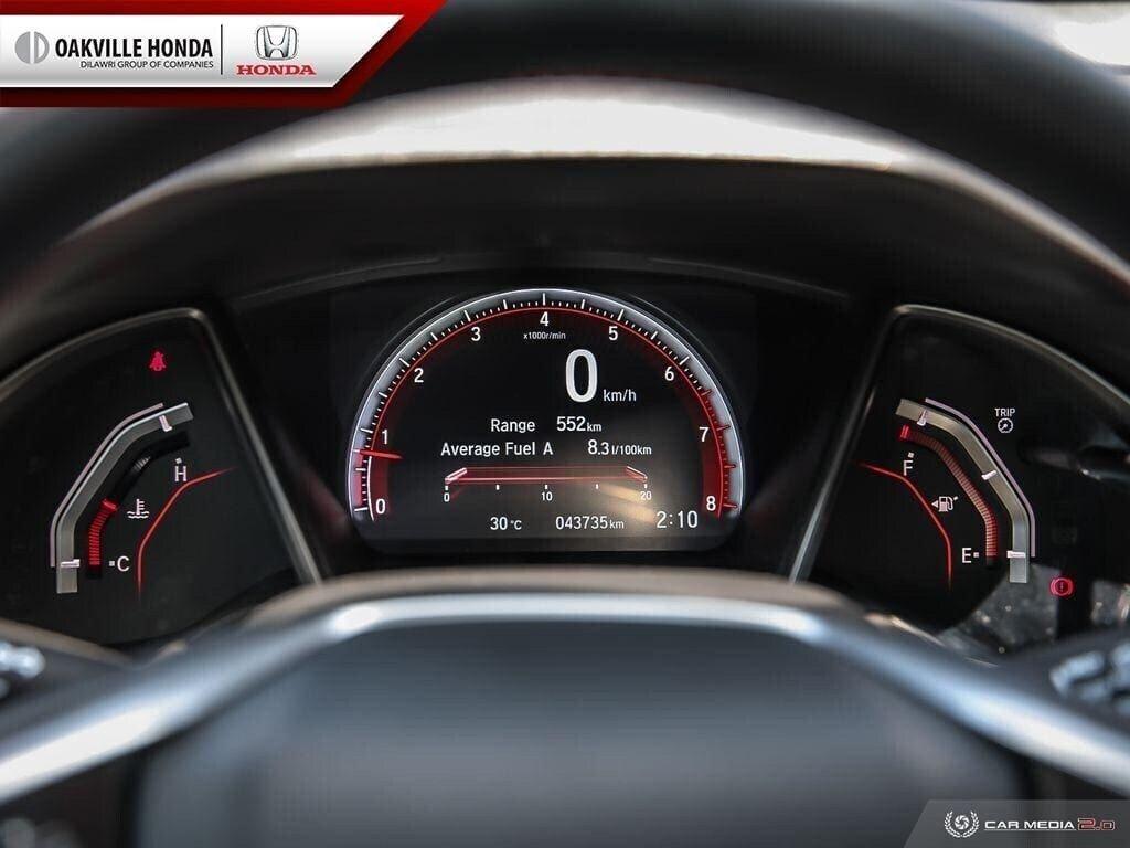 2017 Honda Civic Sedan SI 6MT in Oakville, Ontario - 13 - w1024h768px