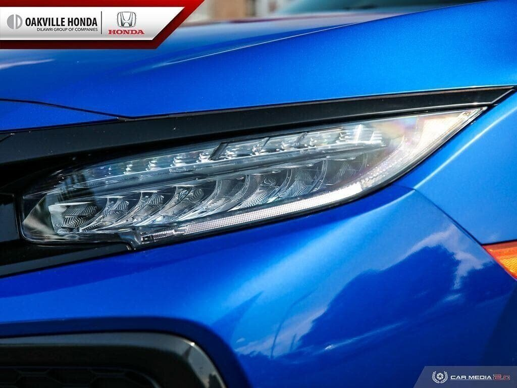 2017 Honda Civic Sedan SI 6MT in Oakville, Ontario - 8 - w1024h768px