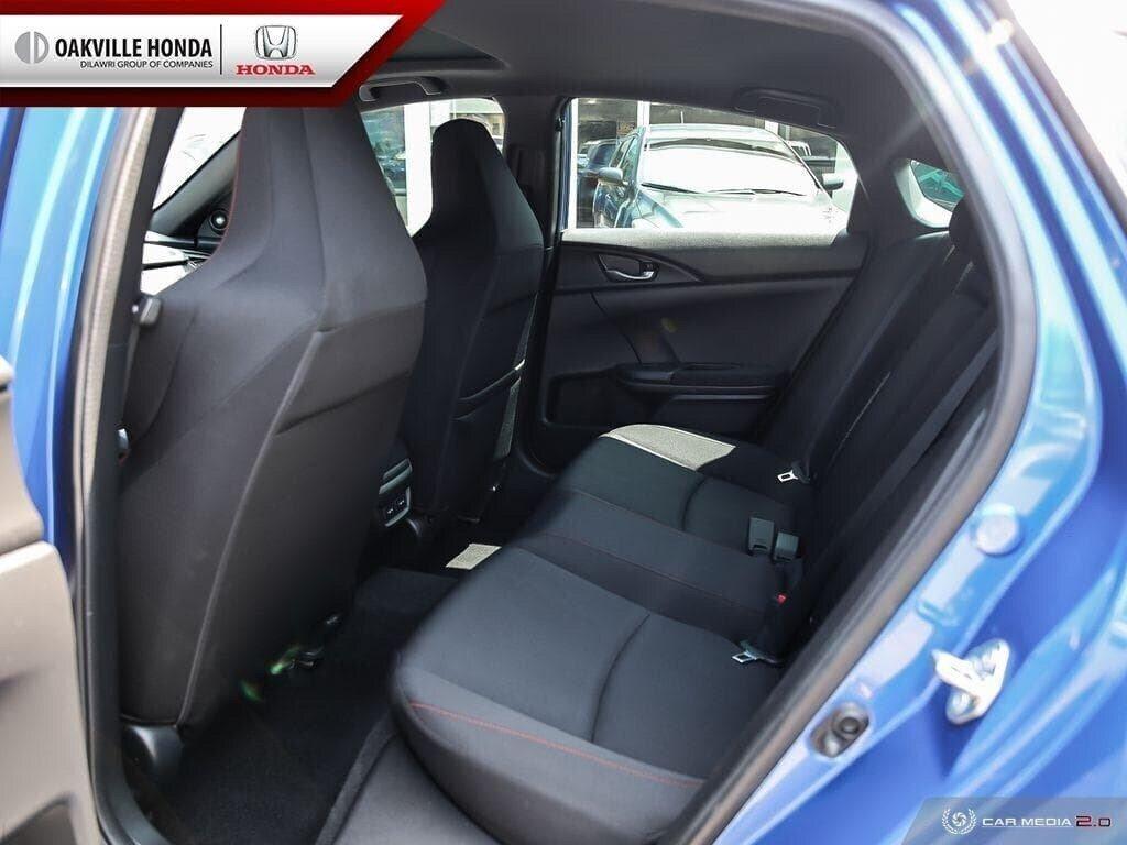 2017 Honda Civic Sedan SI 6MT in Oakville, Ontario - 22 - w1024h768px