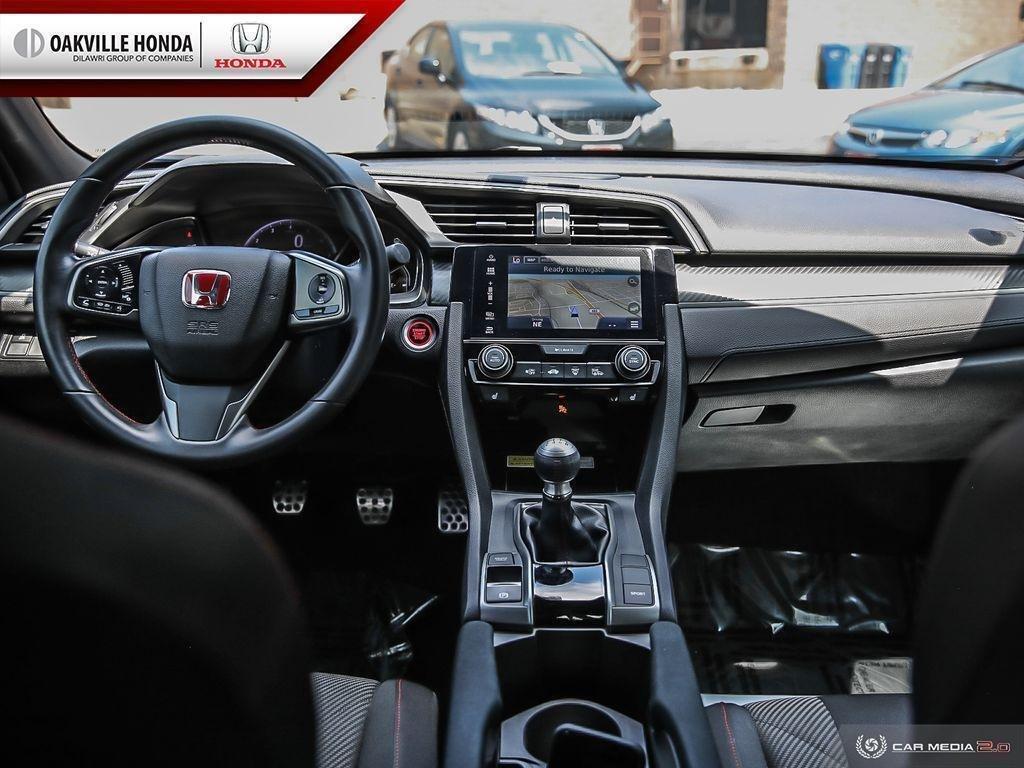 2017 Honda Civic Sedan SI 6MT in Oakville, Ontario - 23 - w1024h768px