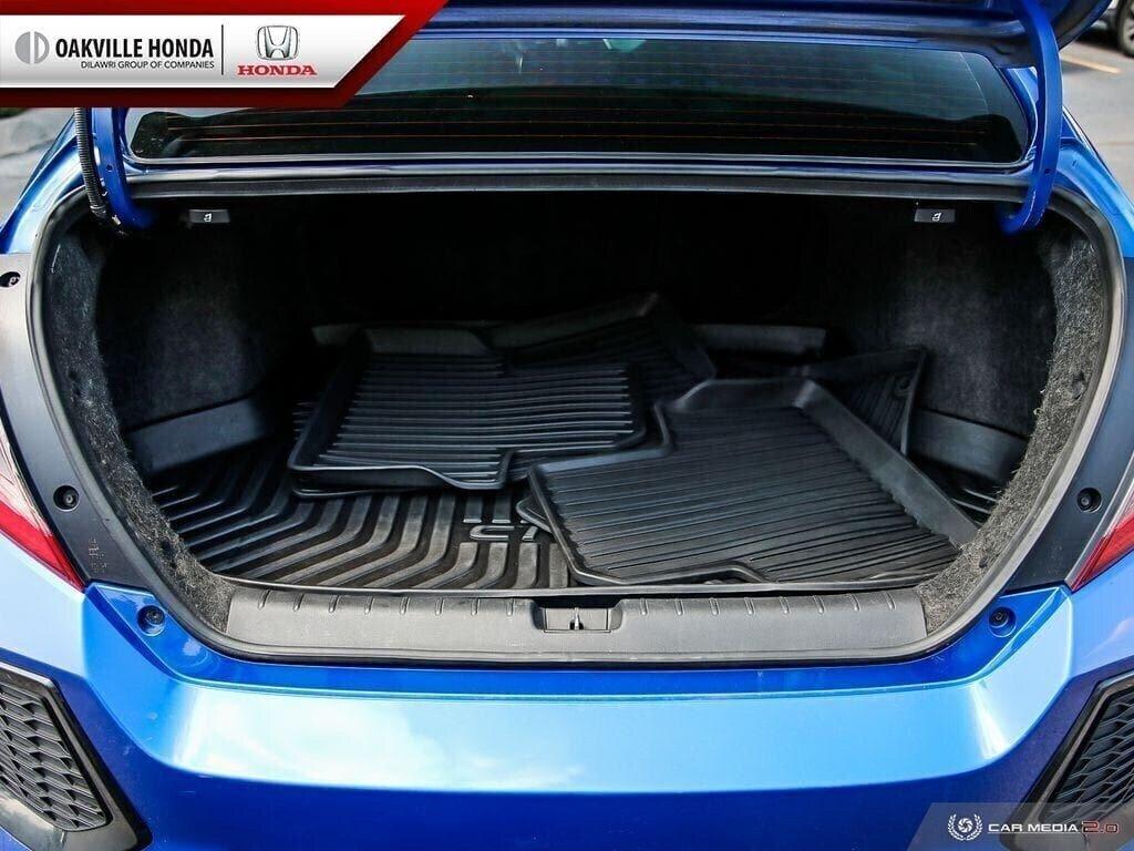 2017 Honda Civic Sedan SI 6MT in Oakville, Ontario - 9 - w1024h768px