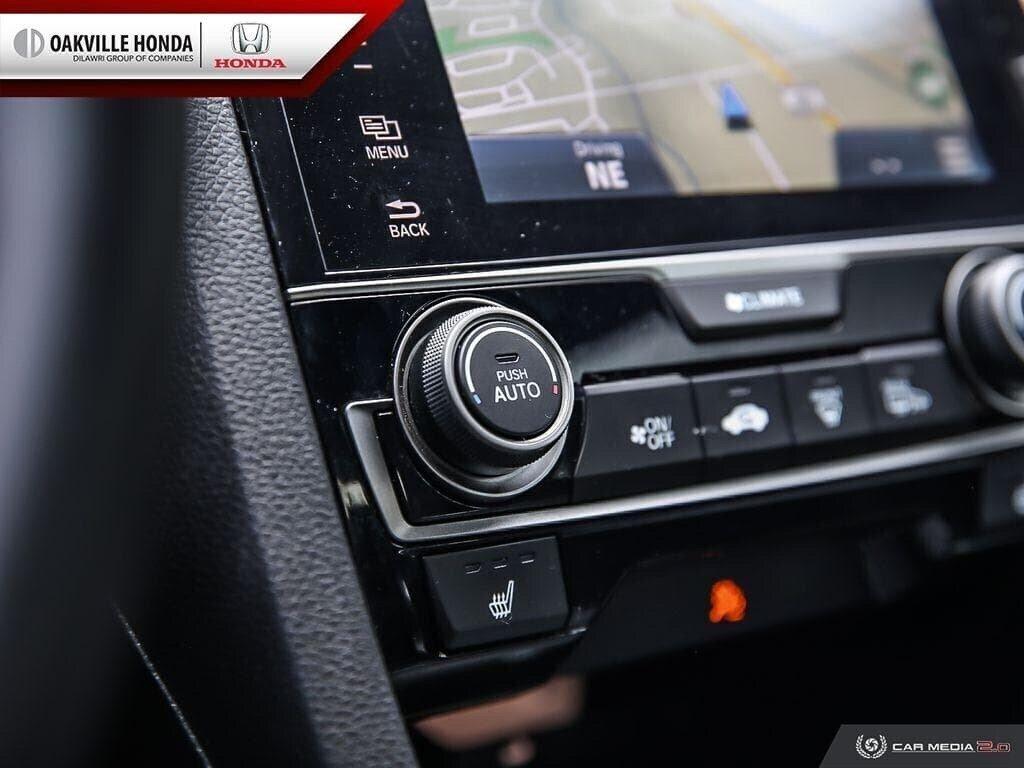 2017 Honda Civic Sedan SI 6MT in Oakville, Ontario - 18 - w1024h768px