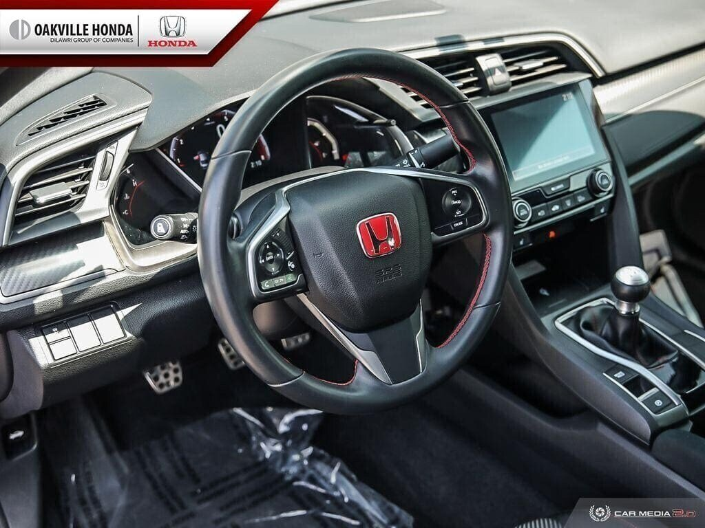 2017 Honda Civic Sedan SI 6MT in Oakville, Ontario - 11 - w1024h768px