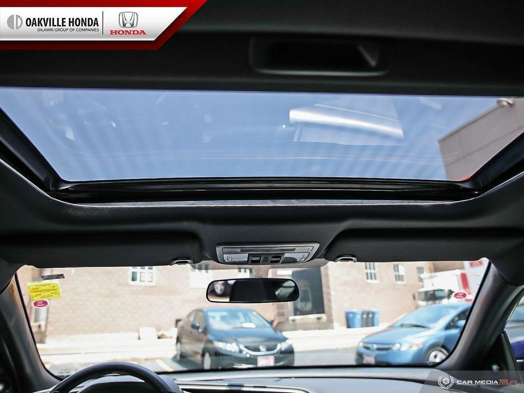 2017 Honda Civic Sedan SI 6MT in Oakville, Ontario - 24 - w1024h768px