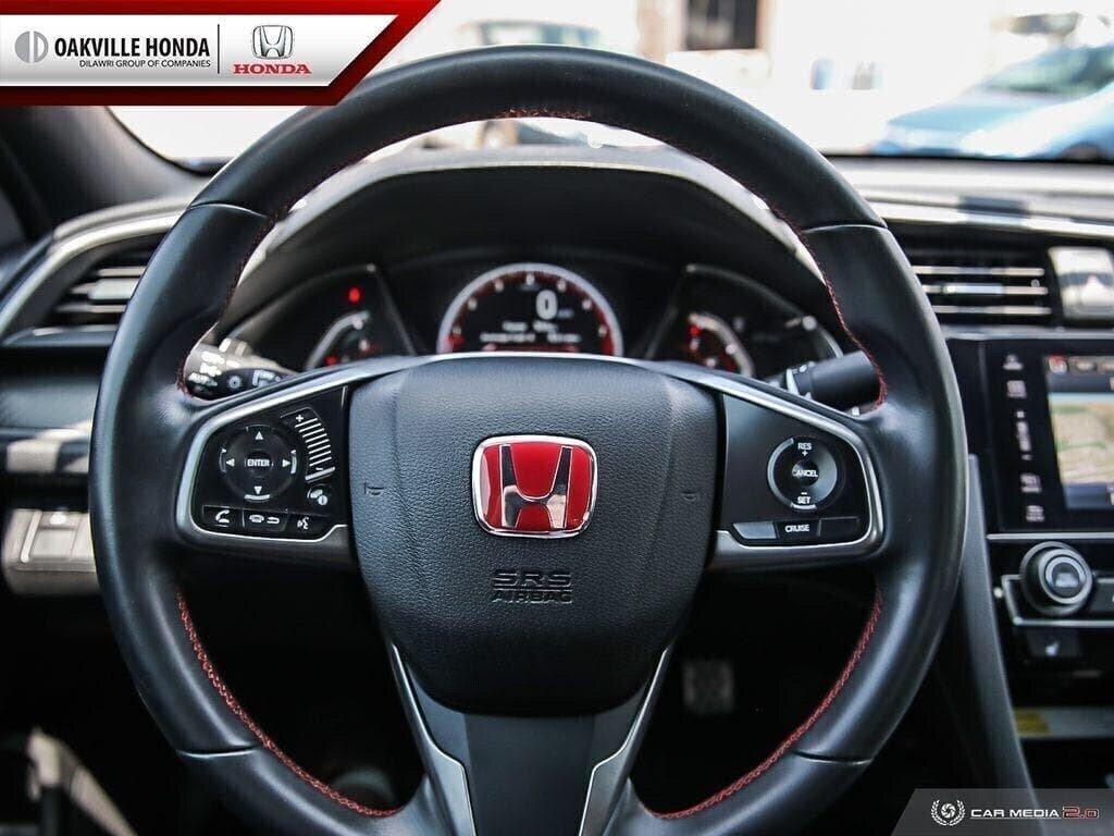 2017 Honda Civic Sedan SI 6MT in Oakville, Ontario - 12 - w1024h768px