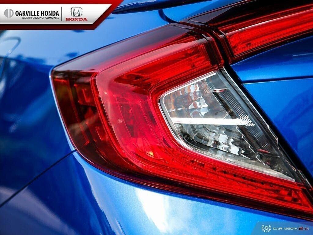 2017 Honda Civic Sedan SI 6MT in Oakville, Ontario - 10 - w1024h768px