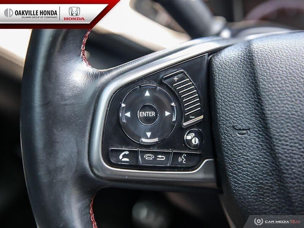 2017 Honda Civic Sedan SI 6MT in Oakville, Ontario - 16 - w1024h768px