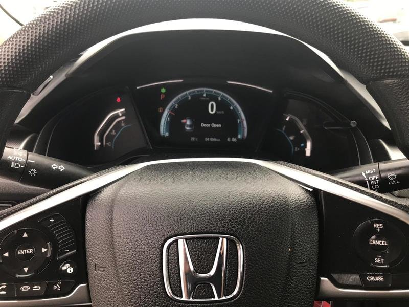 2017 Honda Civic Sedan LX CVT in Mississauga, Ontario - 10 - w1024h768px