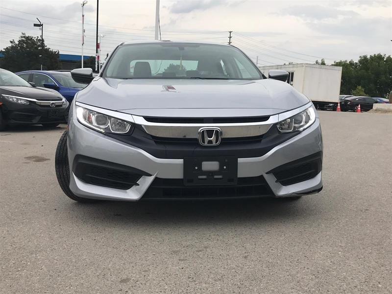 2017 Honda Civic Sedan LX CVT in Mississauga, Ontario - 2 - w1024h768px