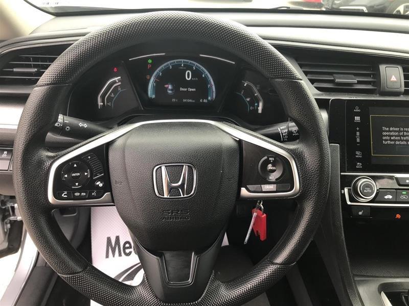2017 Honda Civic Sedan LX CVT in Mississauga, Ontario - 11 - w1024h768px