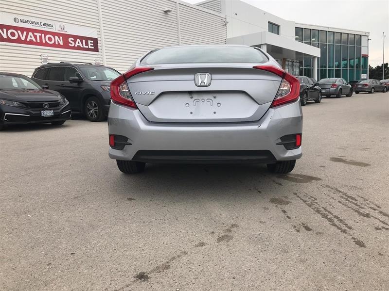 2017 Honda Civic Sedan LX CVT in Mississauga, Ontario - 5 - w1024h768px
