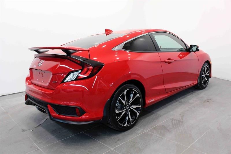 2018 Honda Civic Coupe SI 6MT in Regina, Saskatchewan - 17 - w1024h768px