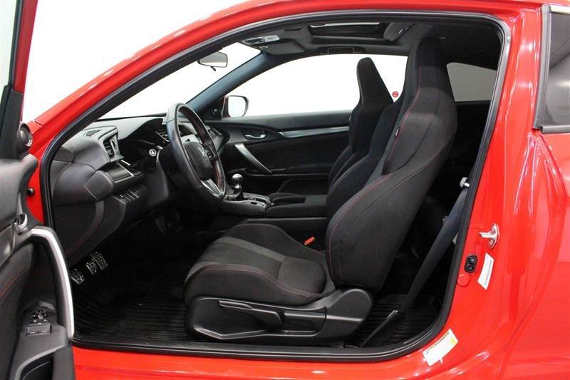 2018 Honda Civic Coupe SI 6MT in Regina, Saskatchewan - 22 - w1024h768px